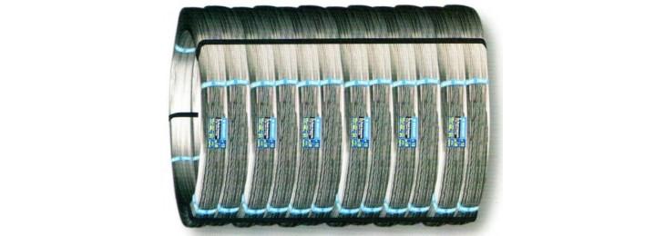 Fili zincati e zinco/alluminio