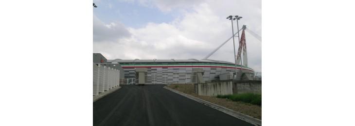CANTIERE TORINO JUVENTUS STADIUM